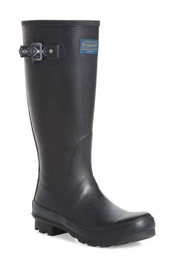 Pendleton Classic Tall Waterproof Rain Boot (Women)
