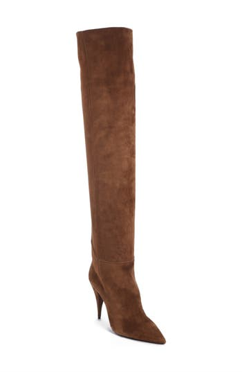 Saint Laurent Kiki Over the Knee Boot (Women)