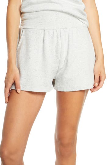 Sol Angeles Speckle French Terry Shorts
