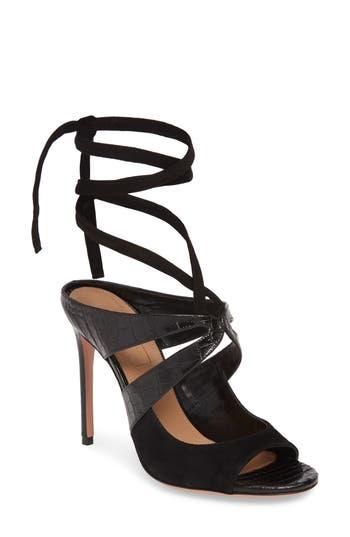Aquazzura Mabel Ankle Strap Sandal (Women)
