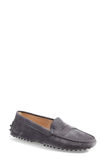 Women's Tod'S 'Gommini' Driving Moccasin