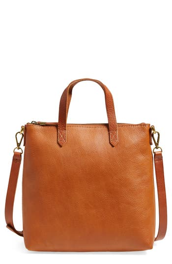 Madewell The Transport Leather Crossbody Bag -