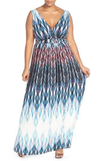Plus Size Tart Chloe Empire Waist Maxi Dress