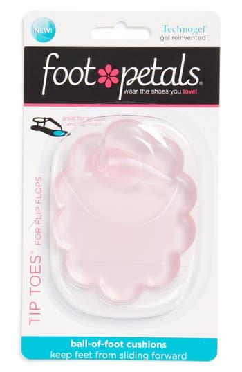 Foot Petals 'Tip Toes' Foot Petals for Flip Flops