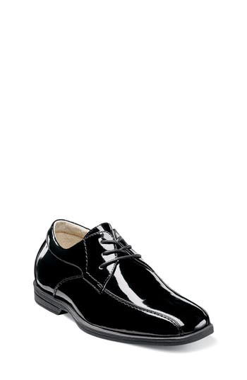 Boys Florsheim Reveal Oxford Size 6.5 M  Black