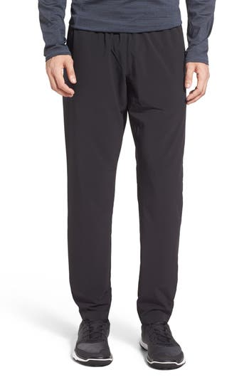 'Graphite' Tapered Athletic Pants