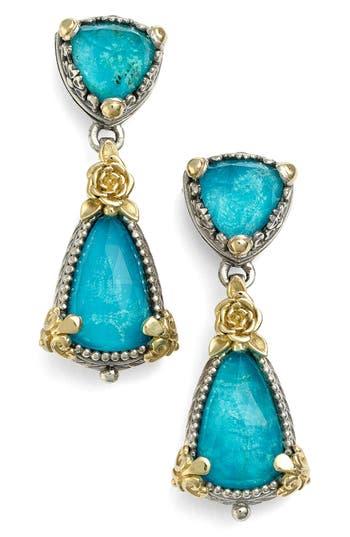 Women's Konstantino 'Iliada' Double Drop Earrings