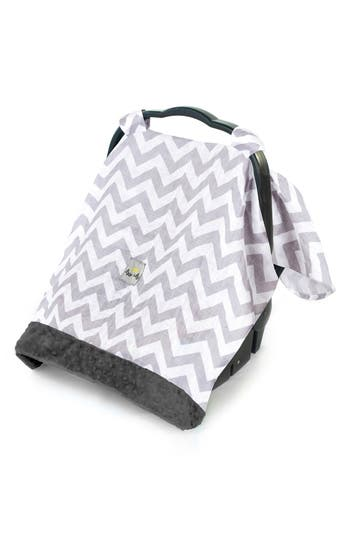 Infant Itzy Ritzy Cozy Happens(TM) Muslin Canopy  Tummy Time Mat