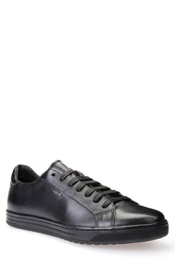 Geox Ricky Leather Sneaker