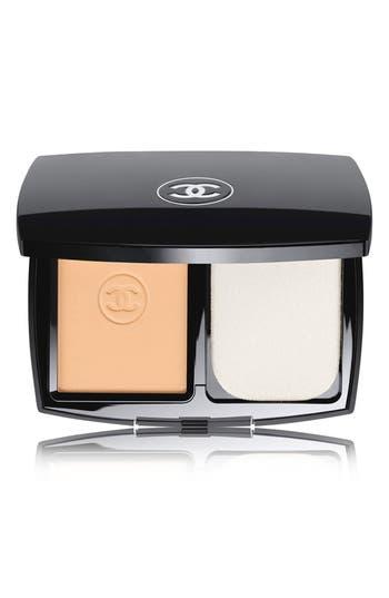 Chanel Le Teint Ultra Tenue Ultrawear Flawless Compact Foundation Broad Spectrum Spf 15 Sunscreen - 20 Beige