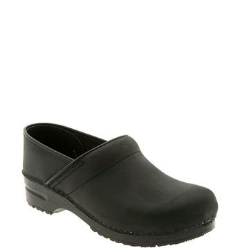 Women's Dansko 'Professional' Oiled Leather Clog at NORDSTROM.com