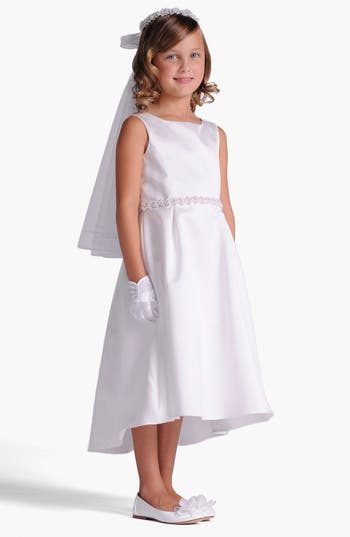 Girl's Us Angels Satin Dress