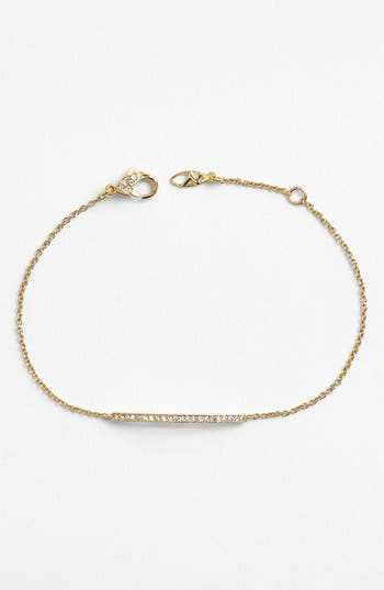 Women's Nadri Bar Station Bracelet (Nordstrom Exclusive)
