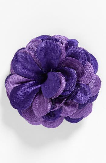 Men's Hook + Albert Satin Lapel Flower