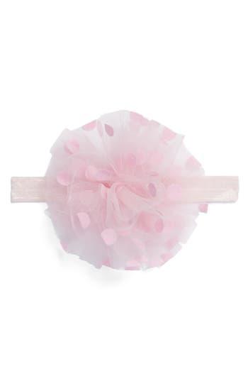 Plh Bows  Laces Polka Dot Headband