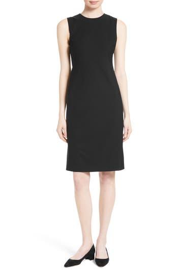 Women's Theory Eano Stretch Wool Sheath Dress