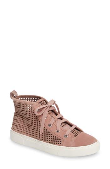 Women's 1.state Dulcia Perforated High-Top Sneaker