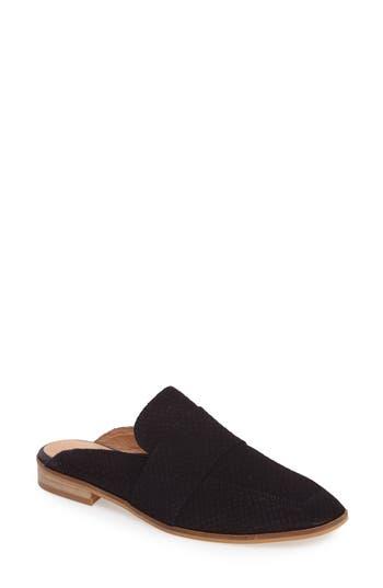 Free People At Ease Loafer Mule, Blue
