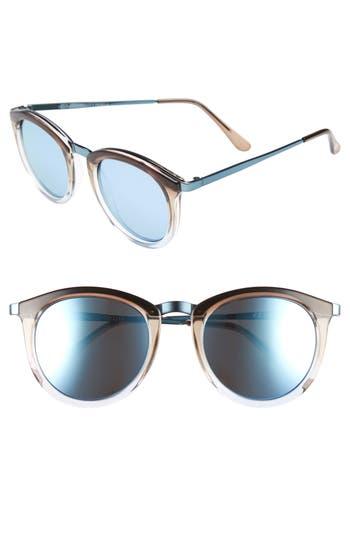 Le Specs No Smirking Limited 50Mm Sunglasses -