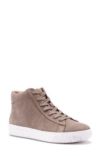 Blondo Jax Waterproof High Top Sneaker- Beige