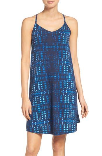Patagonia Edisto A-Line Dress, Blue