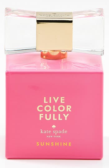 Kate Spade New York 'Live Colorfully Sunshine' Eau De Parfum (Limited Edition)