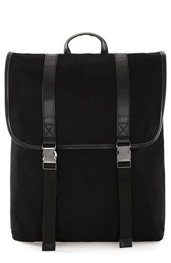 Topman Canvas Backpack -