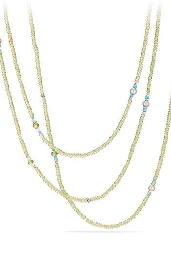 Women's David Yurman Mustique Tweejoux Beaded Necklace