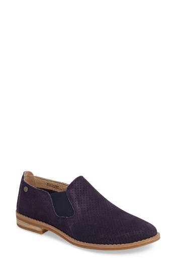 Hush Puppies Analise Clever Slip-On, Blue