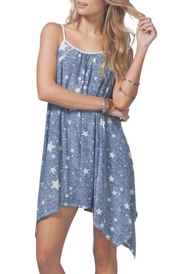 Rip Curl Rising Star Swing Dress, Blue
