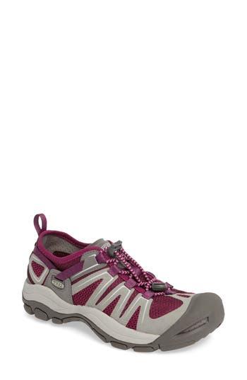 Women's Keen Mckenzie Ii Waterproof Sneaker, Size 10 M - Purple