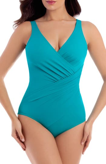 Miraclesuit Must Haves Oceanus One-Piece Swimsuit
