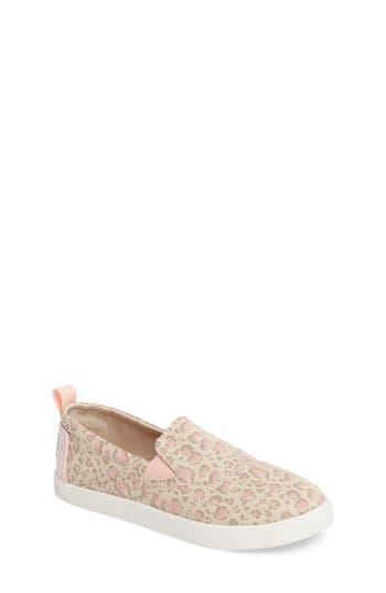 Girl's Toms Avalon Slip-On Sneaker