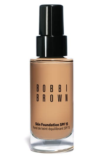 Bobbi Brown Skin Foundation Spf 15 - #04.25 Natural Tan