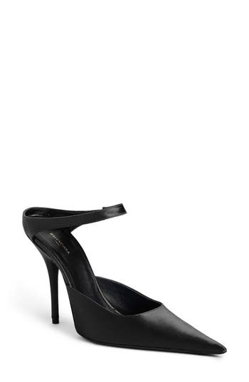 Balenciaga Pointy Toe Pump, Black