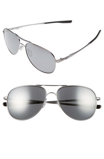 Oakley Elmont 5m Polarized Aviator Sunglasses -