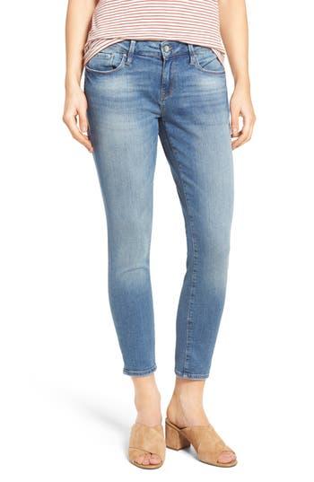 Mavi Jeans Alexa Ankle Skinny Jeans, Blue