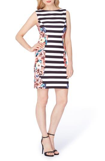 Tahari Scuba Sheath Dress