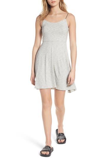 Lush Fit & Flare Dress, Ivory