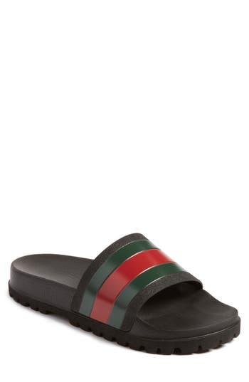 Gucci 'Pursuit Treck' Slide Sandal