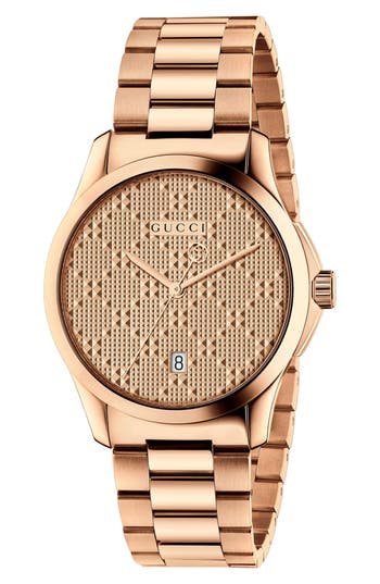 Women's Gucci G-Timeless Bracelet Watch, 38Mm