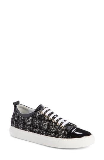 Women's Lanvin Cap Toe Sneaker