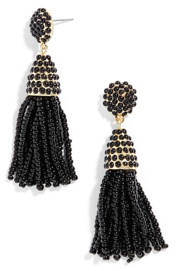 Women's Baublebar Mini Pinata Tassel Drop Earrings