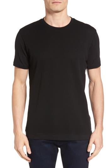 Boss Tessler Micropattern T-Shirt, Black