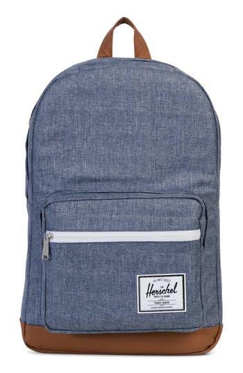 Herschel Supply Co. Pop Quiz Crosshatch Backpack - Blue