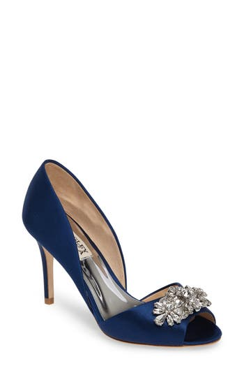 Badgley Mischka Kaden Embellished D