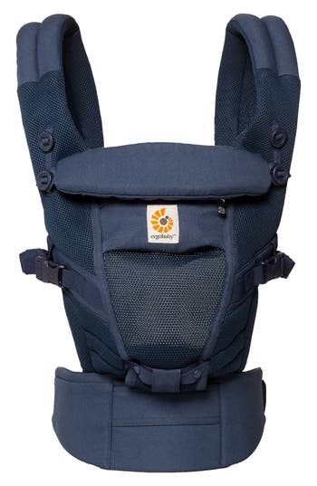 Infant Ergobaby Three Position Adapt Baby Carrier Size One Size  Blue