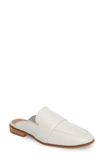 Free People At Ease Loafer Mule, White