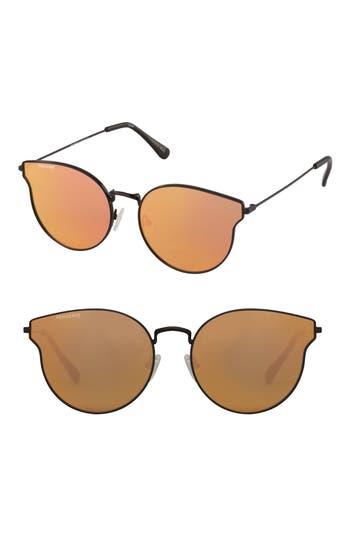 Perverse Kia Sunglasses - Black/ Orange