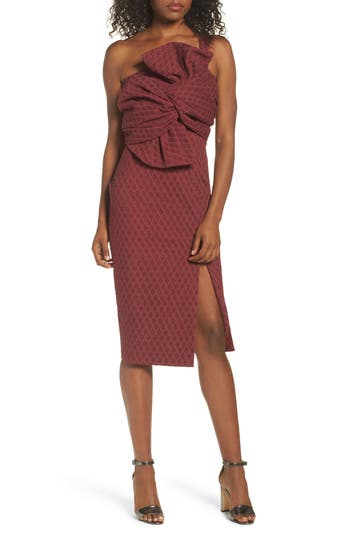 Women's C/meo Collective Give You Up Sheath Dress